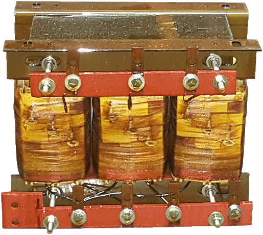 Industrial Open Core Coil Transformer