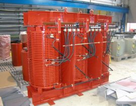dry-type transformers canada