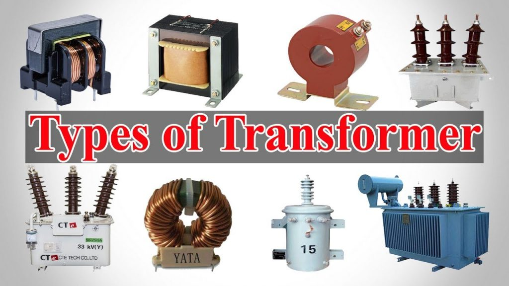 types-of-transformers