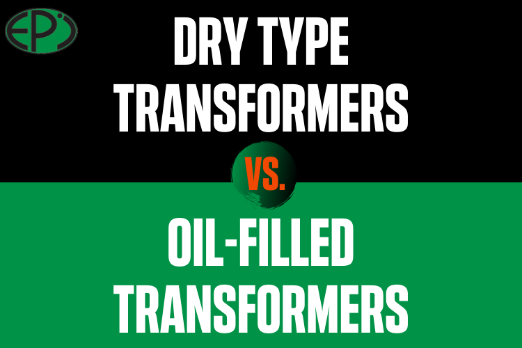 dry-type-vs-oil-filled-transformers