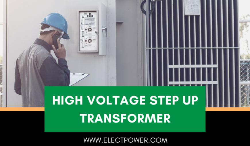 high-voltage-step-up-transformer