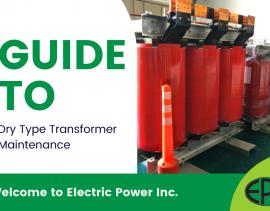 dry-type-transformer-maintenance